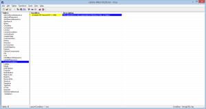 Orca MSI Installer Editor